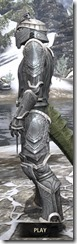 Apostle Iron - Argonian Male Side