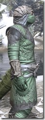 Ashlander Homespun - Argonian Male Shirt Close Side