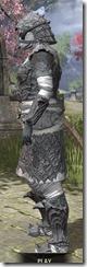 Ashlander Iron - Khajiit Female Side