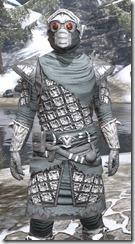 Ashlander Rawhide - Argonian Male Close Front