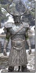 Bloodforge Iron - Argonian Male Close Front