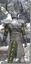 Bloodforge Iron - Argonian Male Close Rear
