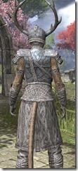 Bloodforge Iron - Khajiit Female Close Rear