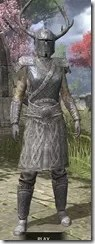Bloodforge Iron - Khajiit Female Front