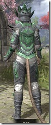 Buoyant Armiger Iron - Khajiit Female Rear
