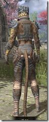 Dead-Water Rawhide - Khajiit Female Rear