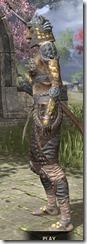 Dead-Water Rawhide - Khajiit Female Side