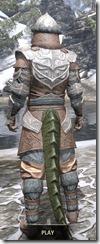 Abah's Watch - Argonian Male Rear