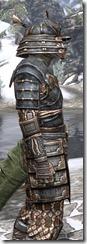 Akaviri Iron - Argonian Male Close Side