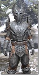 Aldmeri Dominion Iron - Argonian Male Close Front