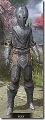 Aldmeri Dominion Iron - Khajiit Female Front