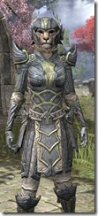 Ancient Elf Iron - Khajiit Female Close Front