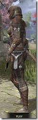 Ancient Elf Rawhide - Khajiit Female Side