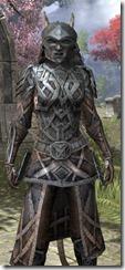 Ancient Orc Iron - Khajiit Female Close Front