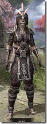 Argonian Full-Leather - Khajiit Female Front