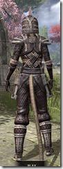 Argonian Full-Leather - Khajiit Female Rear