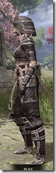 Argonian Full-Leather - Khajiit Female Side