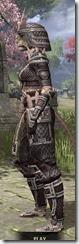 Argonian Full-Leather - Khajiit Female Side
