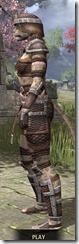 Argonian Hide - Khajiit Female Side