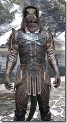 Assassins League Iron - Argonian Male Close Front