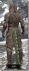 Assassins League Rawhide - Argonian Male Rear