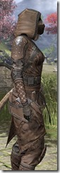 Assassins League Rawhide - Khajiit Female Close Side