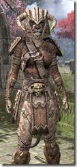 Barbaric Iron - Khajiit Female Close Front