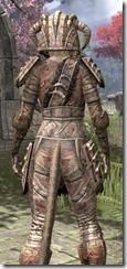 Barbaric Iron - Khajiit Female Close Rear