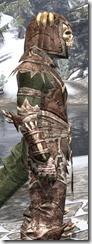 Barbaric Rawhide - Argonian Male Close Side