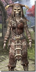 Barbaric Rawhide - Khajiit Female Close Front
