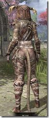 Barbaric Rawhide - Khajiit Female Rear