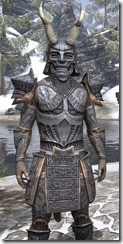 Celestial Iron - Argonian Male Close Front