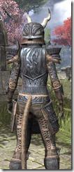Celestial Iron - Khajiit Female Close Rear