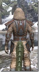 Celestial Rawhide - Argonian Male Close Rear