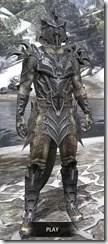 Daedric Iron - Argonian Male Front