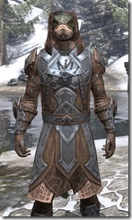 Dark Brotherhood Iron - Argonian Male Close Front