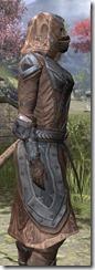 Dark Brotherhood Iron - Khajiit Female Close Side
