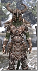Draugr Iron - Argonian Male Close Front