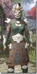 Anequina Homespun - Khajiit Female Shirt Close Front