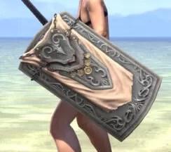 Shield of Senchal Maple Shield 2
