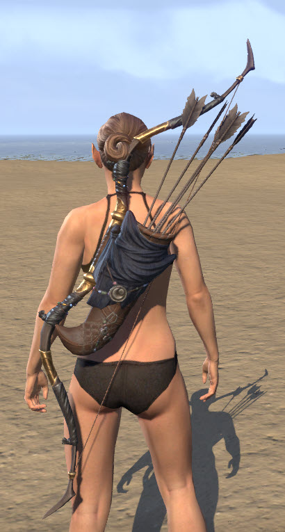 Pellitine Outlaw Bow 1