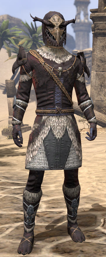 Icereach Coven Medium - Male Front
