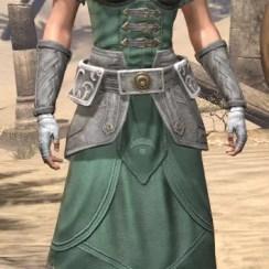 Shield of Senchal Homespun - Female Robe Front