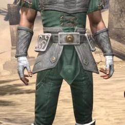 Shield of Senchal Homespun - Male Shirt Front