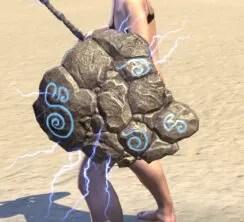 Stormfist Shield 2
