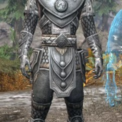 Ancestral Nord Iron - Male Front
