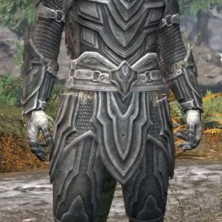 Ancestral Orc Iron - Argonian Male Front