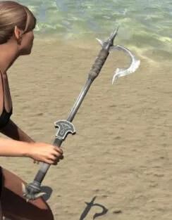 Sea Giant Iron Axe 2