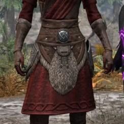 Swordthane Light - Female Shirt Front