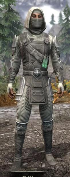 Hazardous Alchemy Honespun - Male Shirt Front
